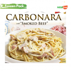 Carbonara Smoked Beef
