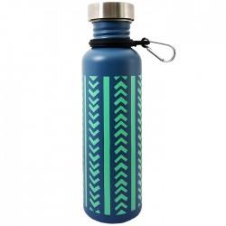 Audrey Arrow Green Bottle