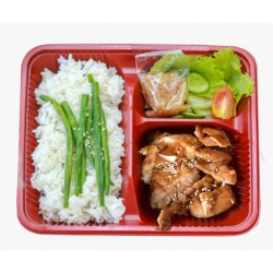 Bento Box Chicken Teriyaki
