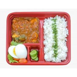 Bento Box Curry Rice