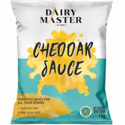 Cheddar Cheese Sauce 1 KG