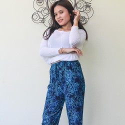 Bali Long Pants Blue