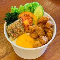 Rice Bowl Chicken Karage