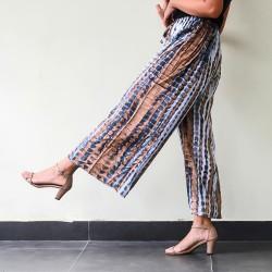 Bali Long Pants Snake Pattern