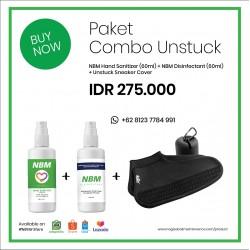 Paket Combo Unstuck